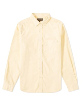 Beams Plus Button Down Oxford Shirt by Beams Plus