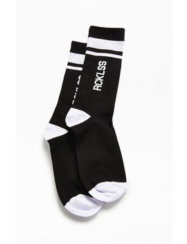 Young & Reckless Concise Hoodie T Shirt & Socks Bundle by Pacsun