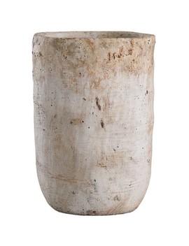 concrete-planter---cream---stylecraft by cream