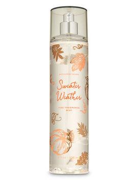 Sweater Weather\N\N\N Fine Fragrance Mist    by Bath & Body Works