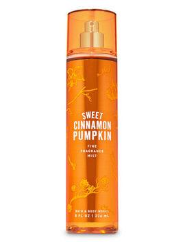 Sweet Cinnamon Pumpkin   Fine Fragrance Mist    by Bath & Body Works