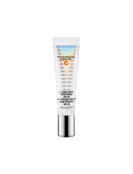 Lightful C + Coral Grass Tinted Cream Spf 30 With Radiance Booster by Mac Cosmetics