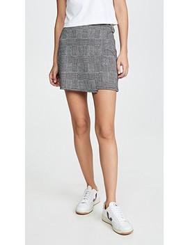Jack By Bb Dakota Plaid But True Skirt by Bb Dakota