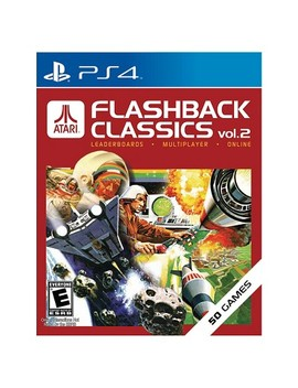 Atari Flashback Classics Vol 2 Play Station 4 by Play Station