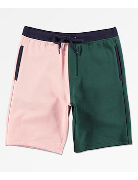 Empyre Flipped Colorblock Sweat Shorts by Empyre