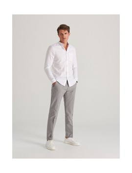 Elegantiškos Chino Kelnės by Reserved