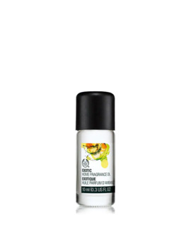 Exotic Home Fragrance Oil by The Body Shop