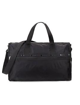 Nylon Duffel Bag by Le Sportsac
