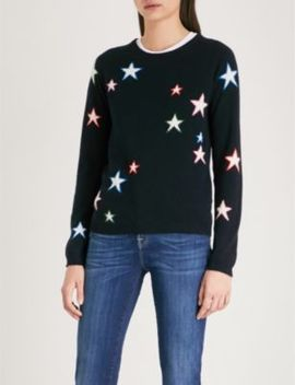 Star Intarsia Cashmere Jumper by Chinti And Parker