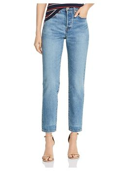 Wedgie Icon Fit Tapered Jeans In These Dreams by Levi's