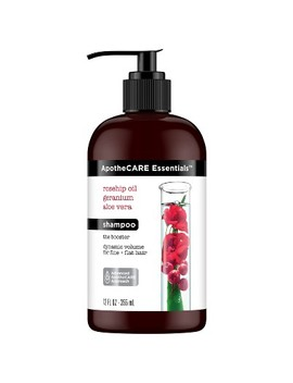 apothecare-essentials-with-rosehip-oil-geranium-&-aloe-vera-shampoo---12-fl-oz by 12-fl-oz