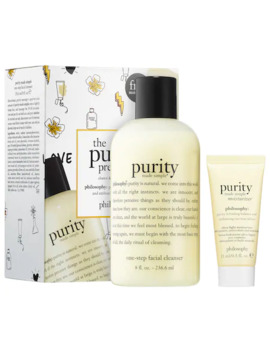 The Purity Prep Set by Philosophy