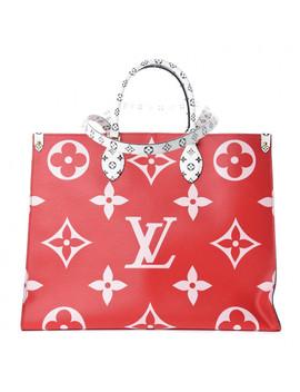 Louis Vuitton Monogram Giant Onthego Rouge by Louis Vuitton