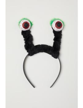 Hairband With Appliqués by H&M