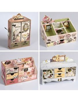 Dailycraft   Diy Wooden Miniature Furniture (Various Designs) by Dailycraft