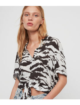 Leni Eiger Shirt by Allsaints