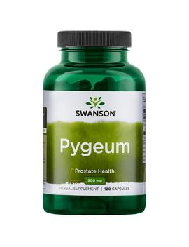 Pygeum   Featuring Pygeum Bark & Extract by Swanson Superior Herbs