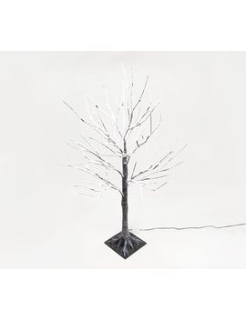 Indoor/Outdoor 3' Birch Tree With Lights And Remote By Valerie by Festive Get Togethers To Fireworks (And Everything In Between!), Leave This Dazzler Up For Year Round Indoor Or Outdoor Twinkle