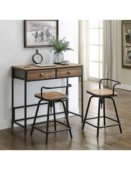 4d-concepts-urban-loft-breakfast-table-with-stools by 4d-concepts