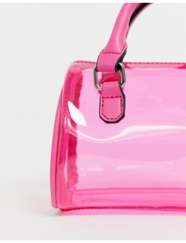 Asos Design   Mini Sac De Bowling En Plastique by Asos Design