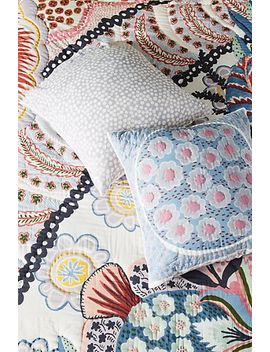 Nieves Shams, Set Of 2 by Artisan Quilts By Anthropologie
