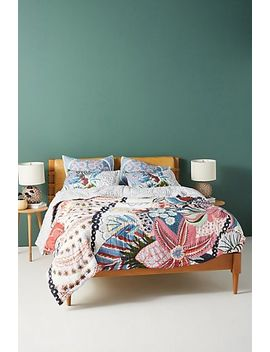 Nieves Euro Sham by Artisan Quilts By Anthropologie