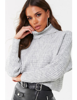 Missguided Turtleneck Sweater by Forever 21