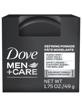 Dove Men+Care Defining Pomade Sleek Hold 1.75 Oz by Dove Men+Care