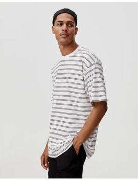 Marškinėliai Su Dviem Dryžiais by Pull & Bear