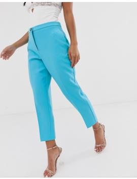 asos-design-petite-pop-slim-suit-pants by asos-design