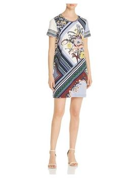 Printed Tee Dress by Tory Burch