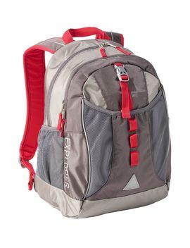 L.L.Bean Explorer Backpack, Colorblock by L.L.Bean