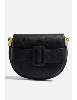 **Nathalie Noir Cross Body Bag By Skinnydip by Topshop