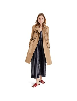 Camel Catie Trench Coat by Phase Eight