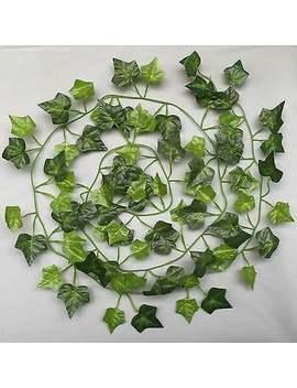 <Span><Span>Best Artificial English 7ft 210cm Ivy Trailing Garland Vine Plant Garden Wedding</Span></Span> by Ebay Seller