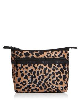 Reiss Nylon Cosmetic Case by Le Sportsac