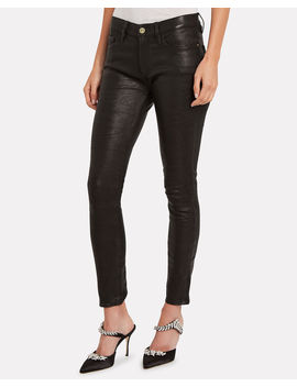 Le Skinny Leather Pants by Frame