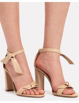 Clarita Block 90 Sandals by Alexandre Birman