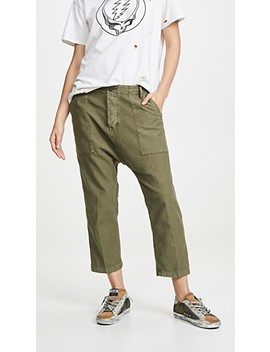 Utilty Drop Crotch Pants by R13