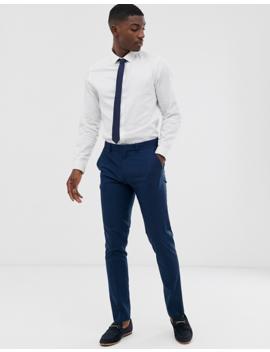 Asos Design Skinny Suit Pants In Petrol Blue by Asos Design