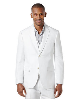 Men's Linen Suit Jacket by General