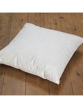 Duck Feather Cushion Pad (45cm X 45cm) by Dunelm