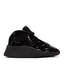 Baskets Noires Futureshell by Adidas Originals By Alexander Wang