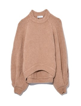 Onella Sweater In Camel by Rodebjer