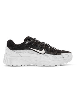 Baskets Noires Et Blanches P 6000 by Nike