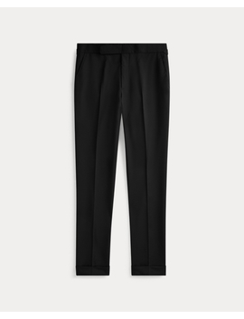 Rlx Gregory Wool Twill Trouser by Ralph Lauren