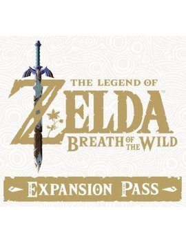 Nintendo Switch [Digital] by The Legend Of Zelda Breath Of The Wild Expansion Pass
