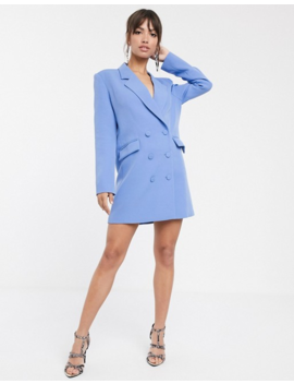 Asos Edition Blazer Dress by Asos Edition