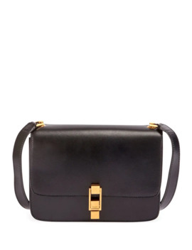Carre Flap Crossbody Bag by Saint Laurent
