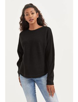 Soft Ribbed Sweater by Ardene